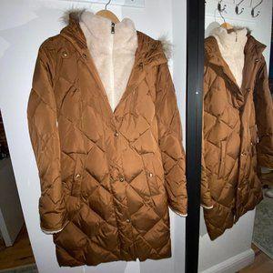 Ralph Lauren Winter Coat W/ Fur Hood